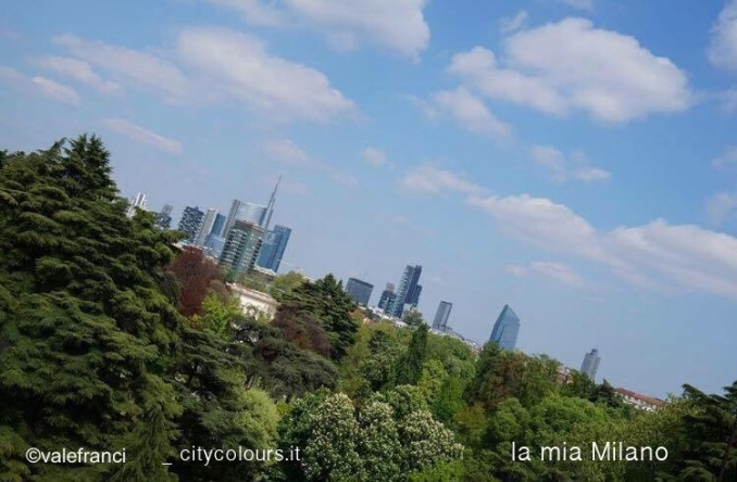 la mia Milano - my cities_ my colours_ my life